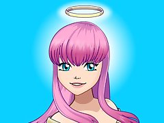Angel or Demon Avatar Dress Up Game