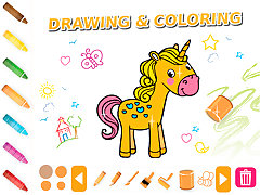 Drawing & Coloring Animals